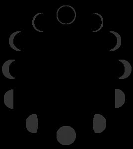 mėnulio fazės: Jaunatis